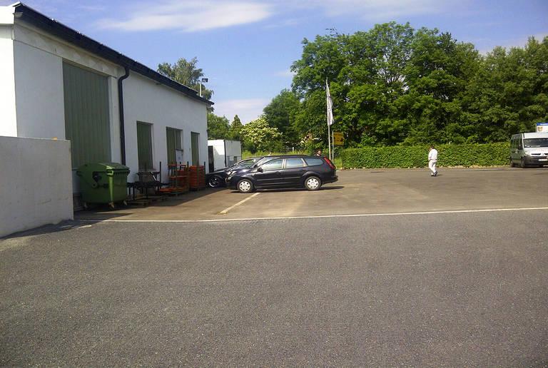 Zufahrt Biersack, Marktredwitz