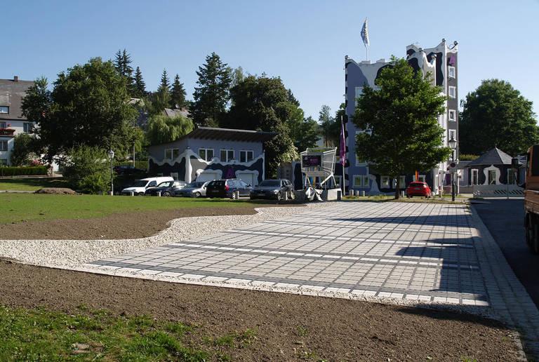 Parkplatz Selb