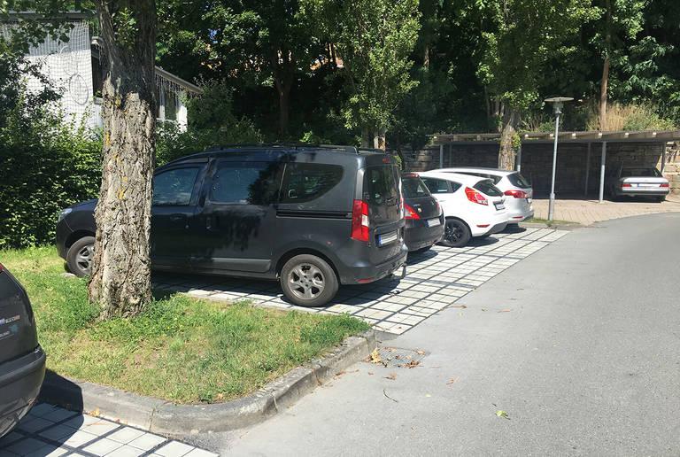 Parkplatz Bayreuth