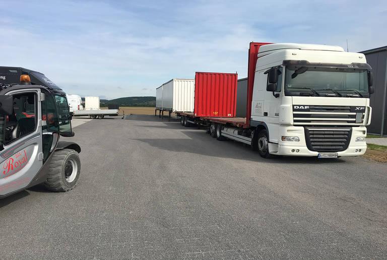 Logistikfläche Niederzissen