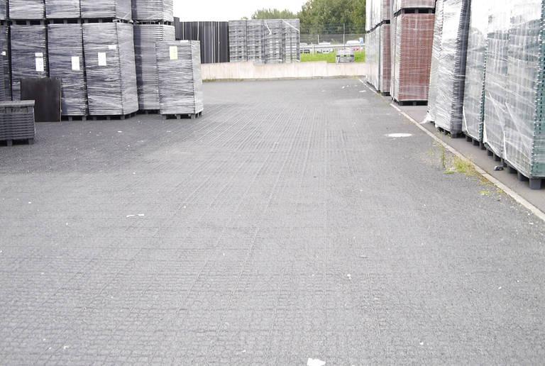 Logistikfläche PURUS PLASTICS, Arzberg